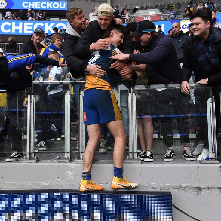 Match Report: Eels v Bulldogs Round 15