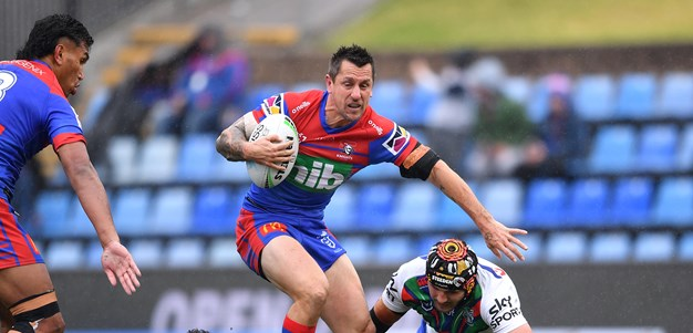 How Pearce turned injury into a time to learn