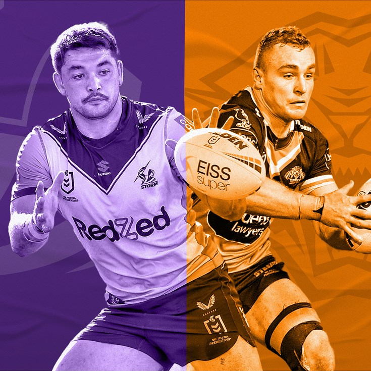 Storm v Wests Tigers: NAS, Welch return; Maumalo to debut