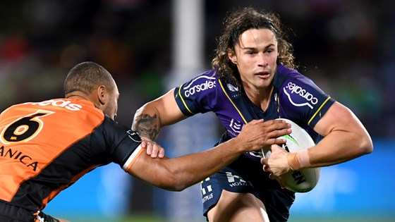 Wests Tigers humbled by rampant Storm