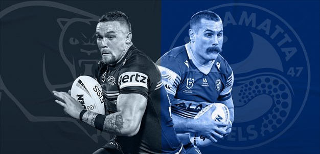 Panthers v Eels: Cleary concerns; Sivo back from ban