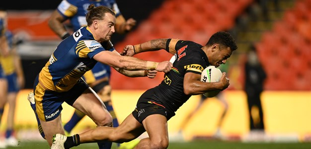 Eels fall short in nail-biter against Panthers