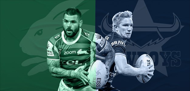 NRL.com preview: Cowboy duo out with Origin; Paulo a chance