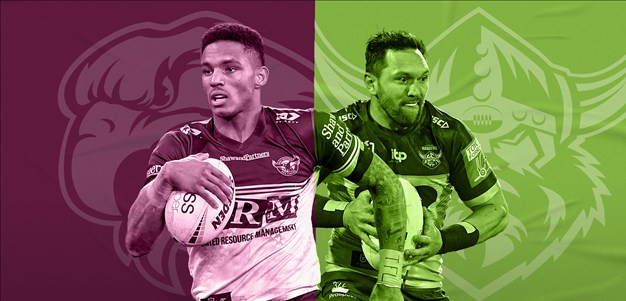 Sea Eagles v Raiders preview: Garrick fills Turbo's shoes; Savage steps up