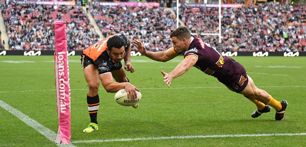 Doueihi dazzles as Tigers claw their way past Broncos