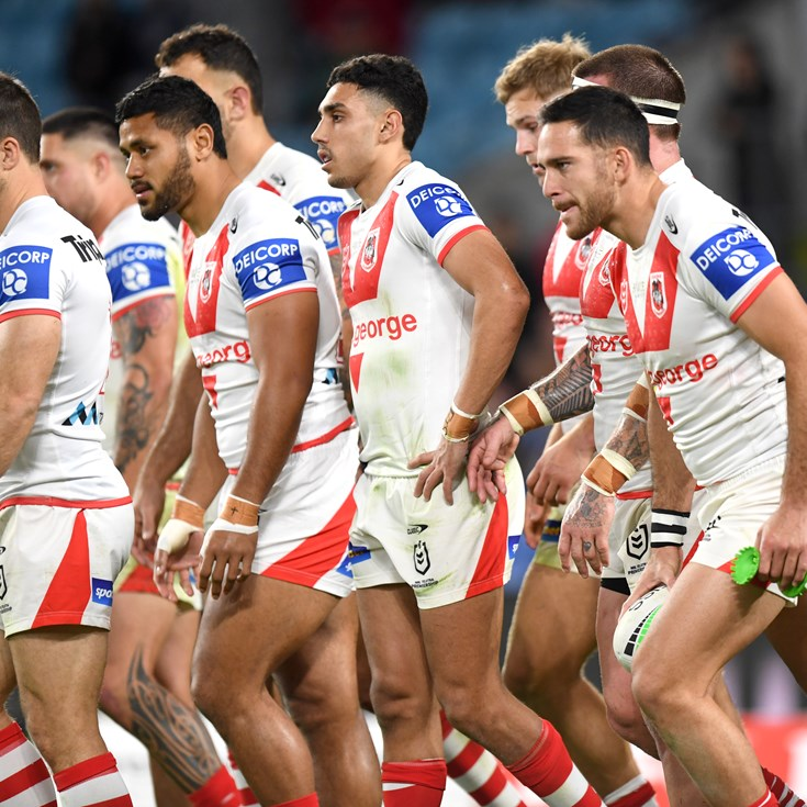 Missed tackles buried chances of any Dragons fightback: Griffin