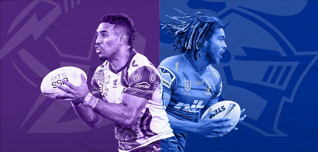 Storm v Knights: Papenhuyzen, Grant, Frizell, Saifiti all due to return