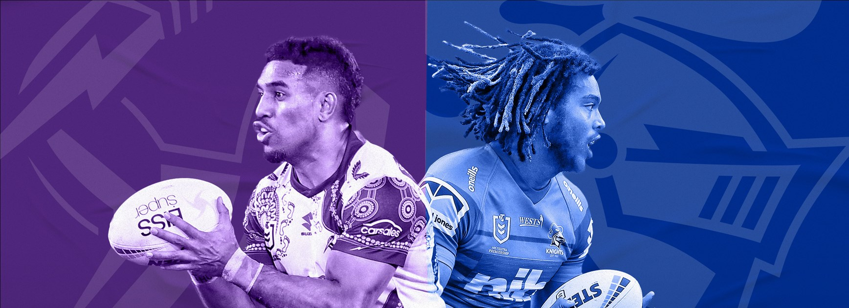Storm v Knights: Addo-Carr, Welch rested; Pearce, Saifiti out