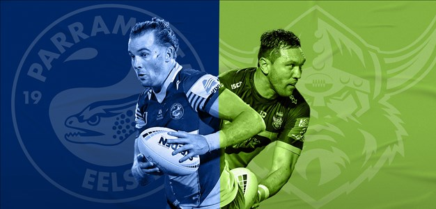 Eels v Raiders: Moses, Paulo rested and ready; Wighton plans to play