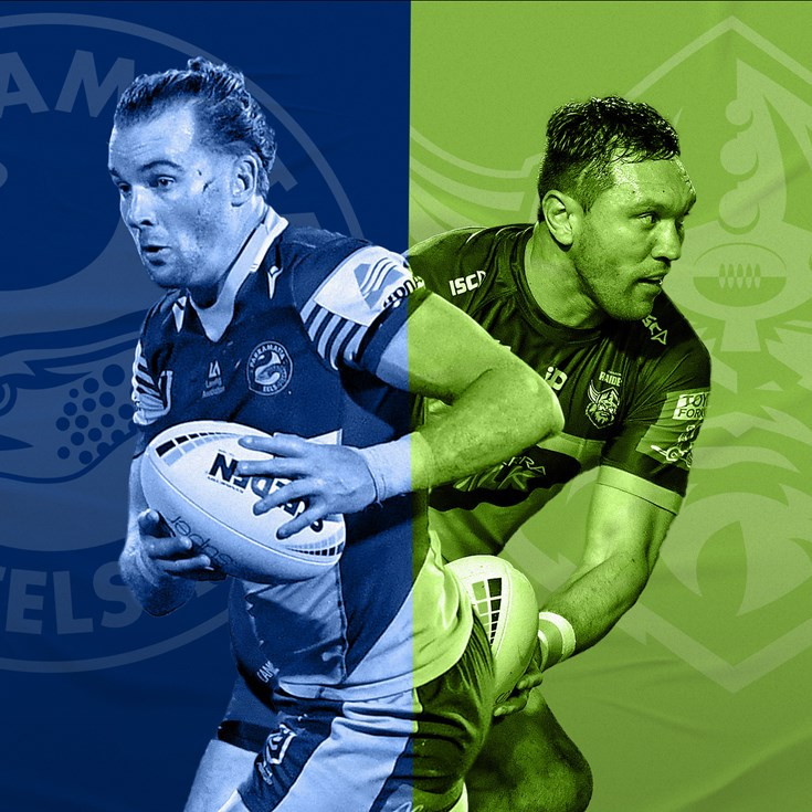 Eels v Raiders preview: Fergo recalled; Wighton, Savage out