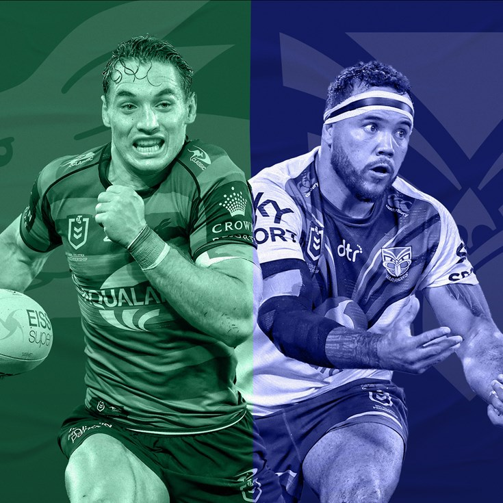 Warriors to line up as selected