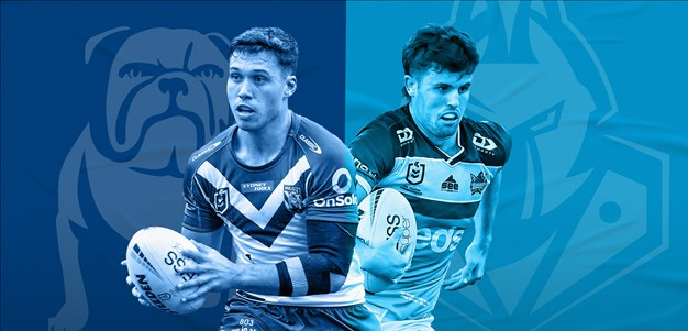Bulldogs v Titans preview: Thompson banned; Kelly named, Fifita to start