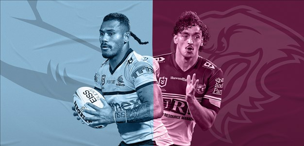 Sharks v Sea Eagles preview: Moylan return delayed; Manly duo cleared