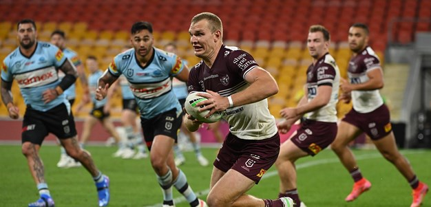 Trbojevic in a class of his own as Sea Eagles set sights on Storm