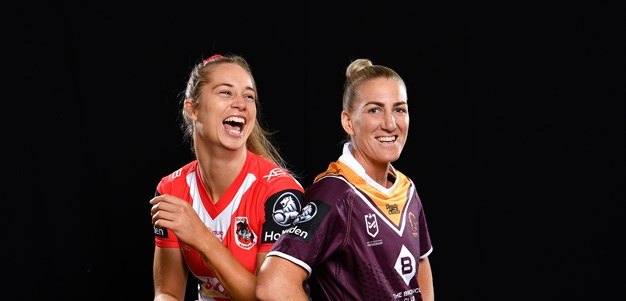 Everything you need to know about Women in League Round