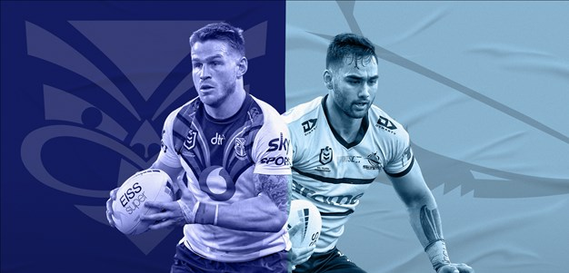 Vodafone Warriors confirmed to line up 1-17 against Sharks
