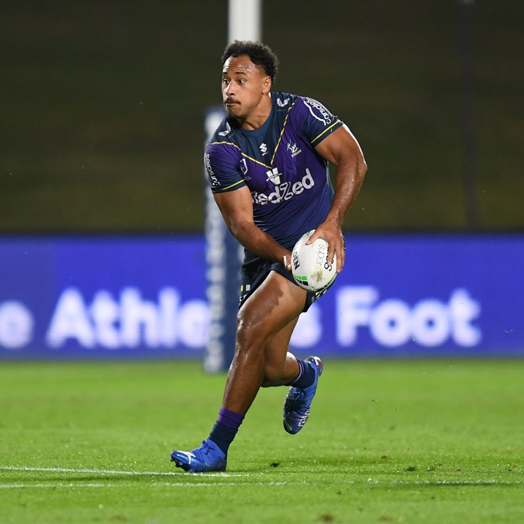 'Bigger goal at hand': Kaufusi's focus not on records or milestones