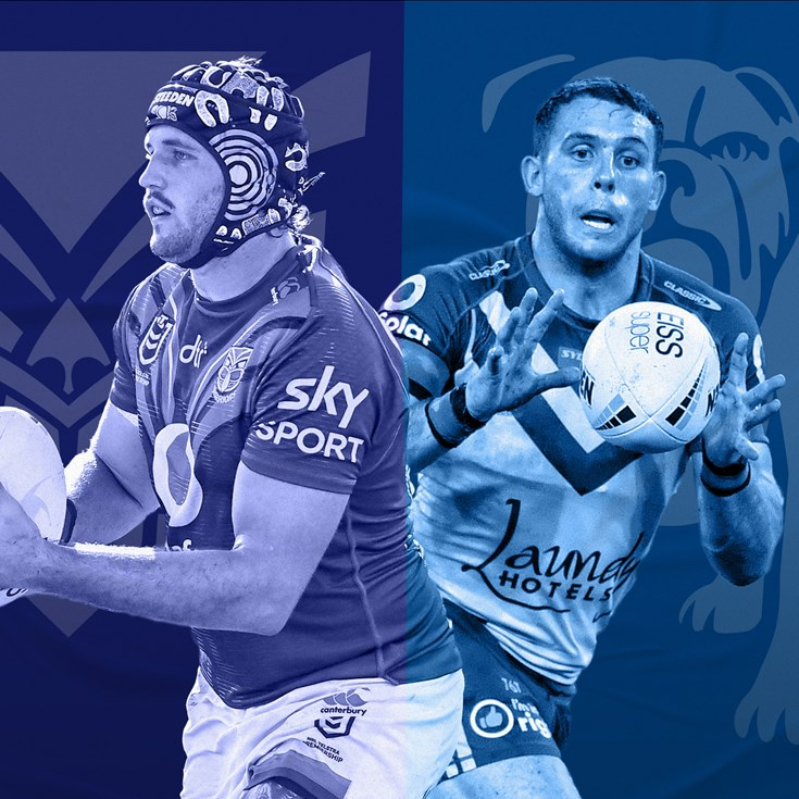Line-ups confirmed for clash against Bulldogs