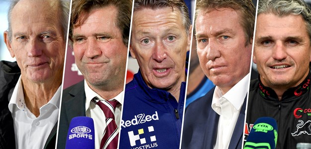 Experts' View: Coach of the Year