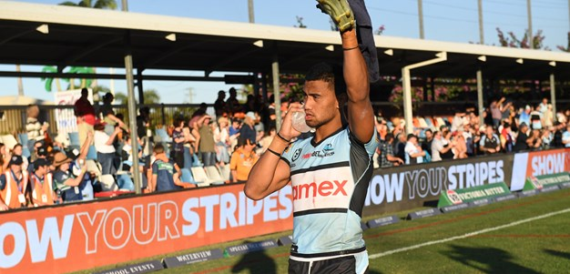 Injured duo giving Sharks a Finals boost