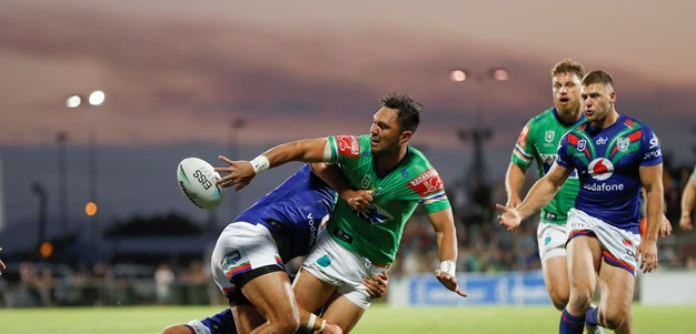 Raiders fight back to remain in finals race after defeating Warriors