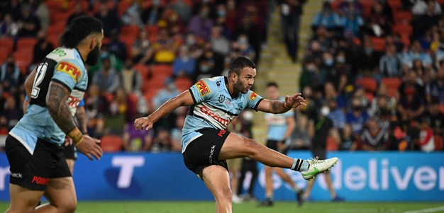 Stat Attack: Sharks reverse goal-kicking woes