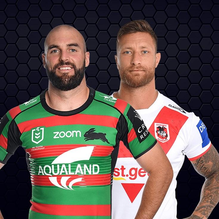 NRL.com preview: Round 25 v Rabbitohs
