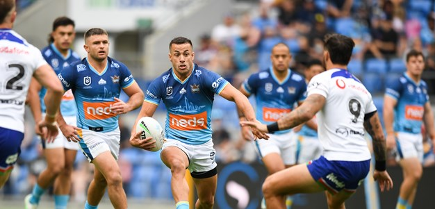 Dare to dream: Thompson's Bulldogs experience enough for Titans to believe