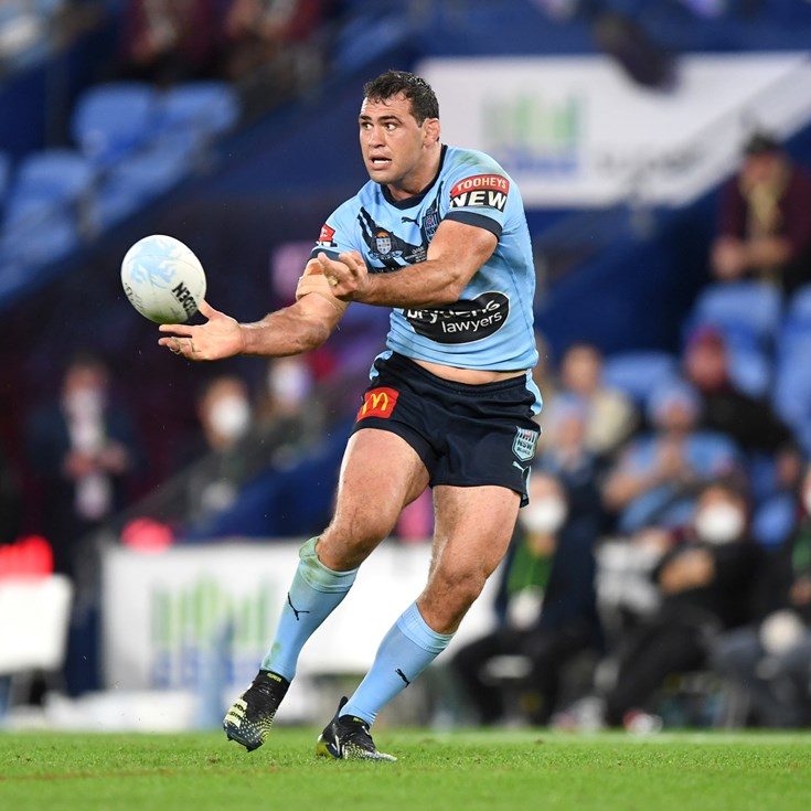 Finucane signs with Cronulla