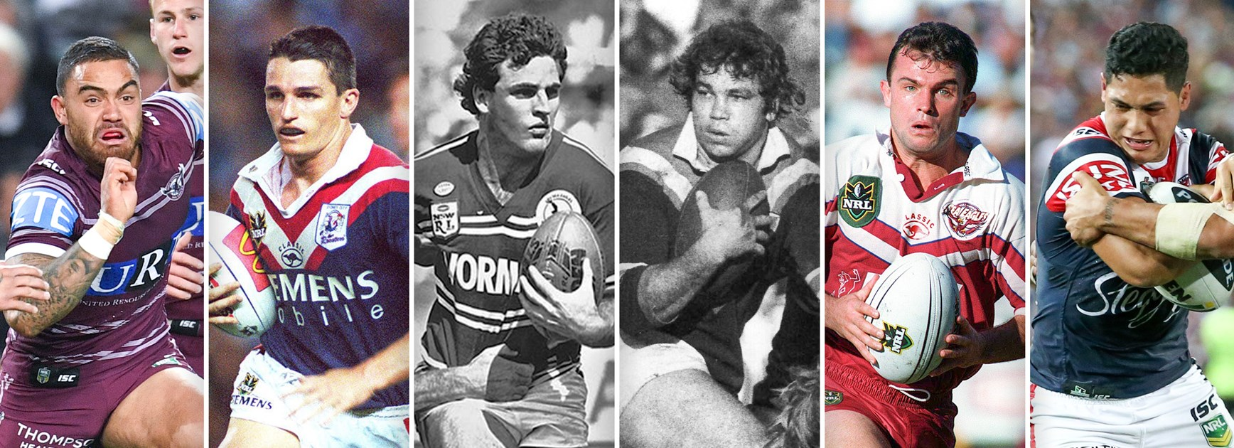 Feathers flying: The greatest Sea Eagles v Roosters clashes
