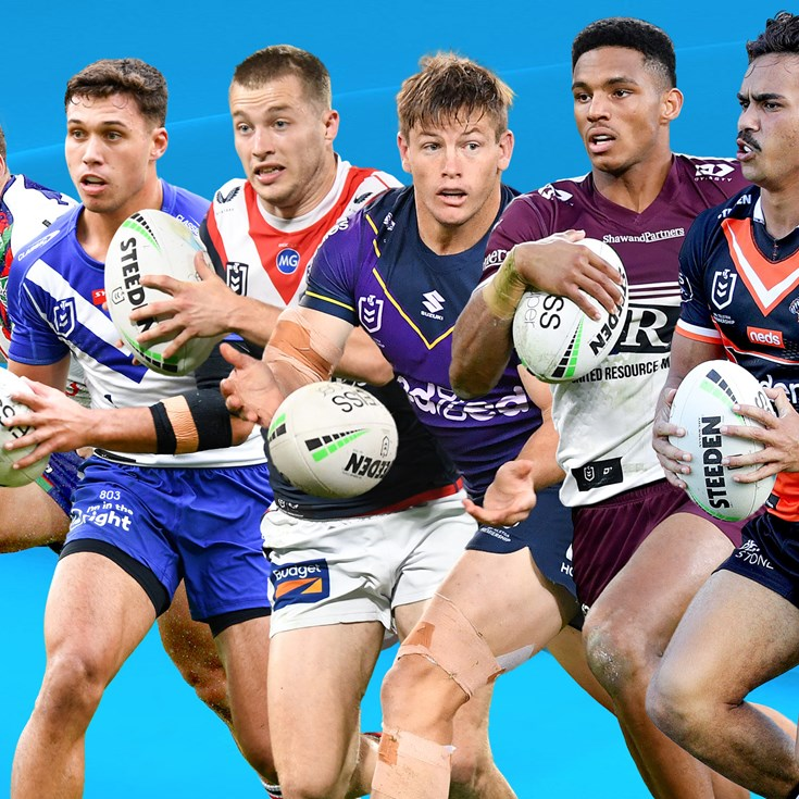 Two Vodafone Warriors show off depth of young gun talenters