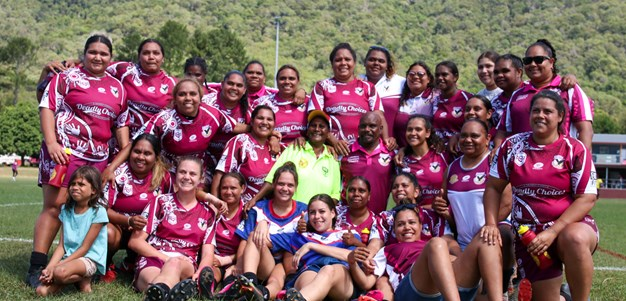 NRL Community Awards: Grassroots heroes recognised