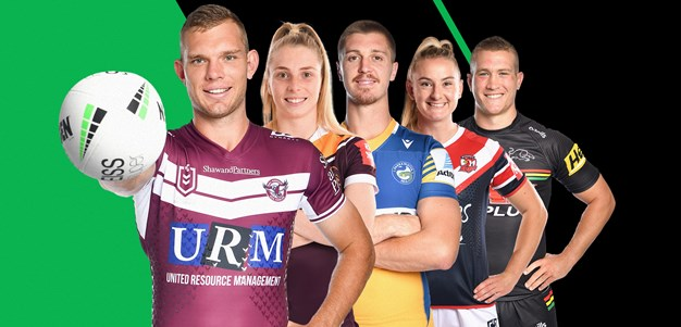 It's Academic: Rein, Trbojevic in NRL academic team of the year