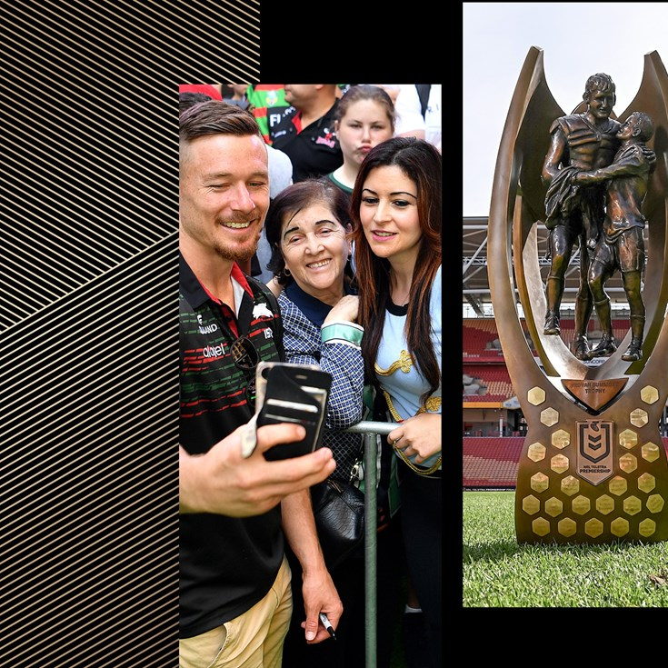 Everything you need to know about NRL Grand Final Fan Fest