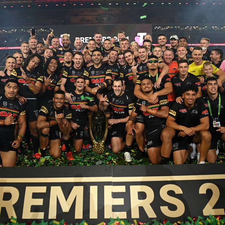 Cool for Cats: Penrith's clutch plays pinch grand final glory from Souths