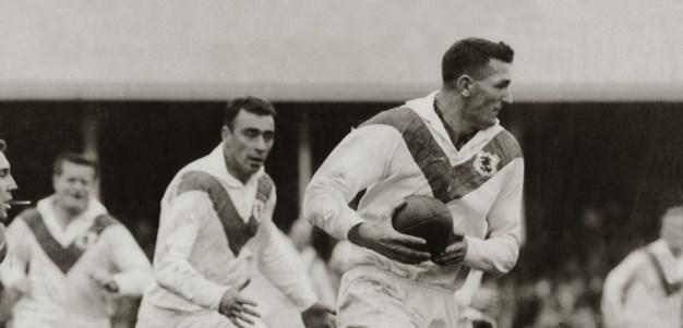 Provan tribute: Story behind iconic 'Gladiators' photo