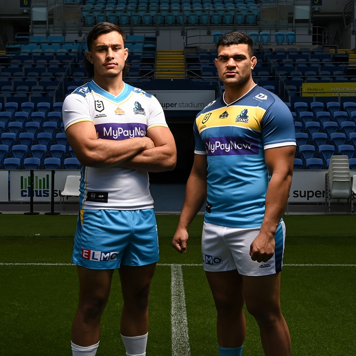 Four titles by 2030: New look Titans aiming high