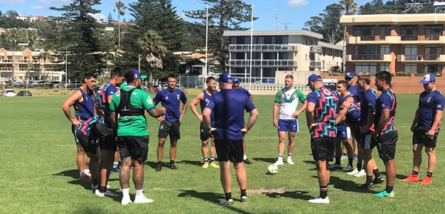 Tale of Vodafone Warriors' two preseason camps