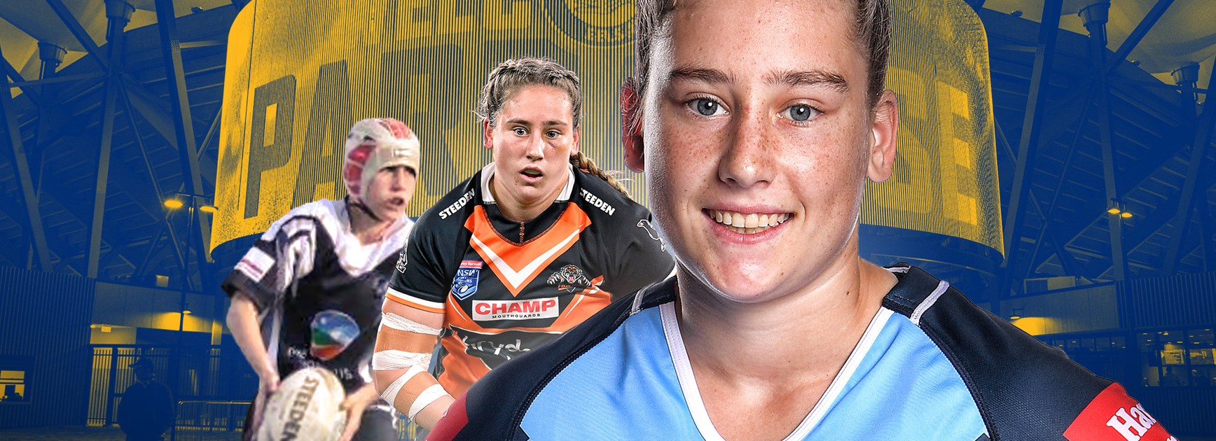 Curtain's pathway reveals a window into NRLW's future