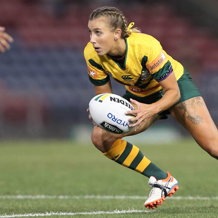 Bremner Ruled Out For Jillaroos As Injury Curse Continues