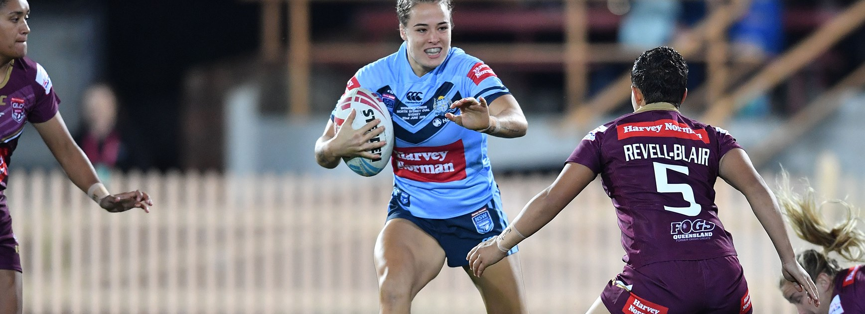 Tickets on sale for Holden Women's State of Origin