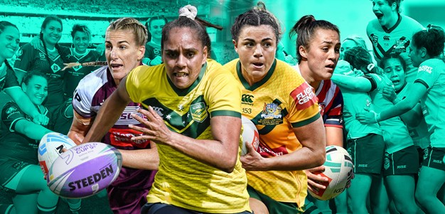 Have your say on women's rugby league