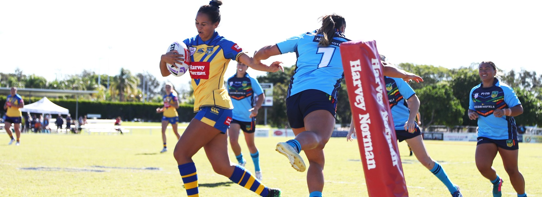 Day 1: NSW City-Country sides off to flying start