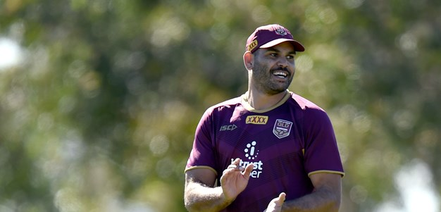 Proud moment for Inglis leading Maroons