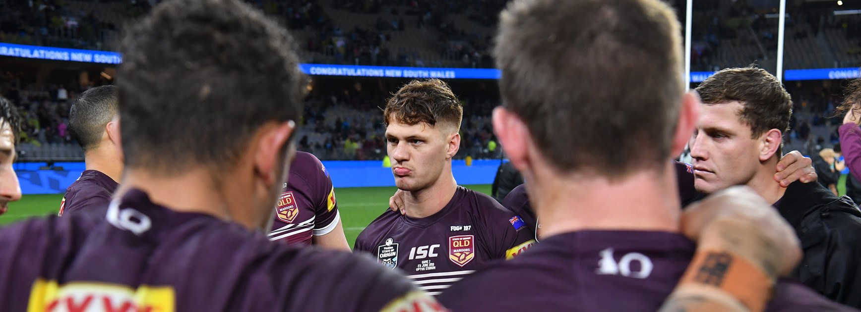 Ponga out of Origin decider with calf injury