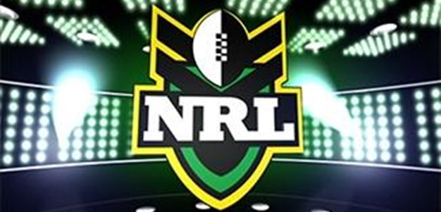 Full Match Replay: South Sydney Rabbitohs v North Queensland Cowboys (1st Half) - Round 13, 2010