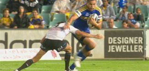 Full Match Replay: Parramatta Eels v Penrith Panthers (1st Half) - Round 2, 2011