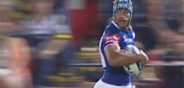 Full Match Replay: North Queensland Cowboys v Gold Coast Titans (1st Half) - Round 5, 2011