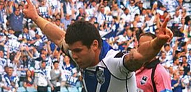 Full Match Replay: Canterbury-Bankstown Bulldogs v Sydney Roosters (1st Half) - Round 3, 2011