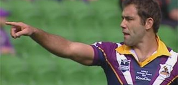 Full Match Replay: Melbourne Storm v Parramatta Eels (1st Half) - Round 5, 2011
